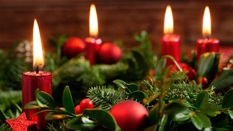 Weihnachtsstern blinkender Löffel, Spachtel