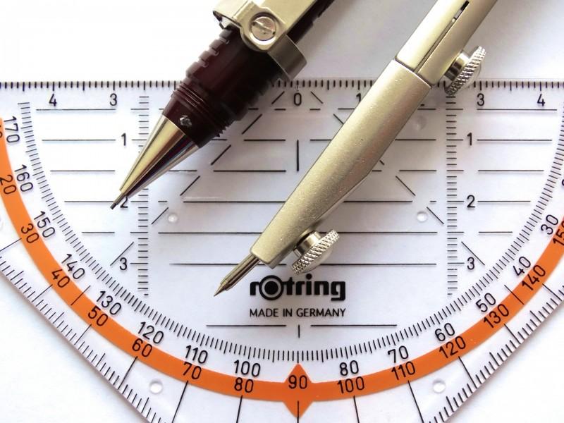 Zirkel & Technisches Zeichnen