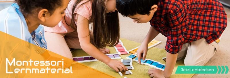 Montessori Lernspielzeug